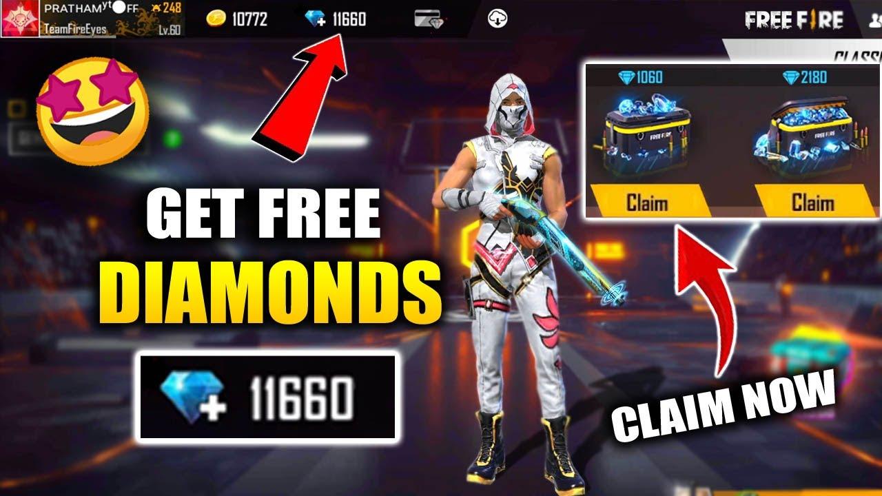 Free Fire Unlimited Diamond Free