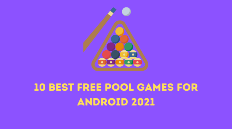 Best Pool Games