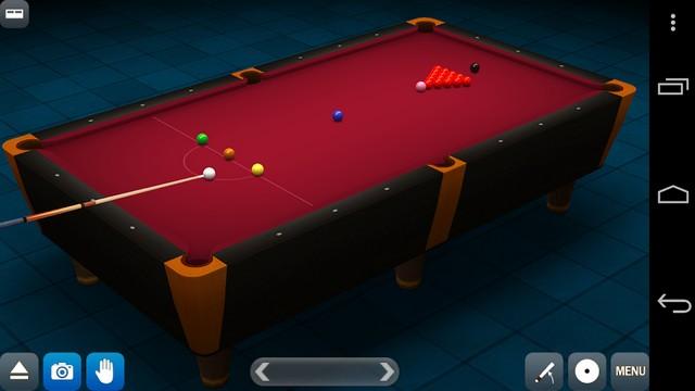 Swimming pool break