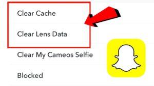 snapchat stories won't load
