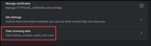 netflix progress bar won't go away