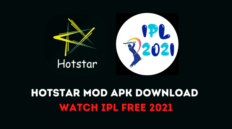 Watch IPL Free 2021