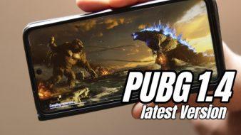 PUBG Mobile 1.4.0 APK Download