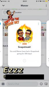 How to revive snapstreak on Snapchat
