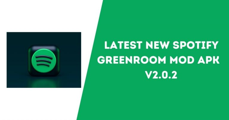 Latest New Spotify Greenroom APK  2.0.2 Download for Android