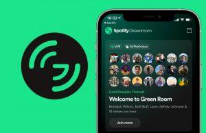 Spotify Greenroom APK Download