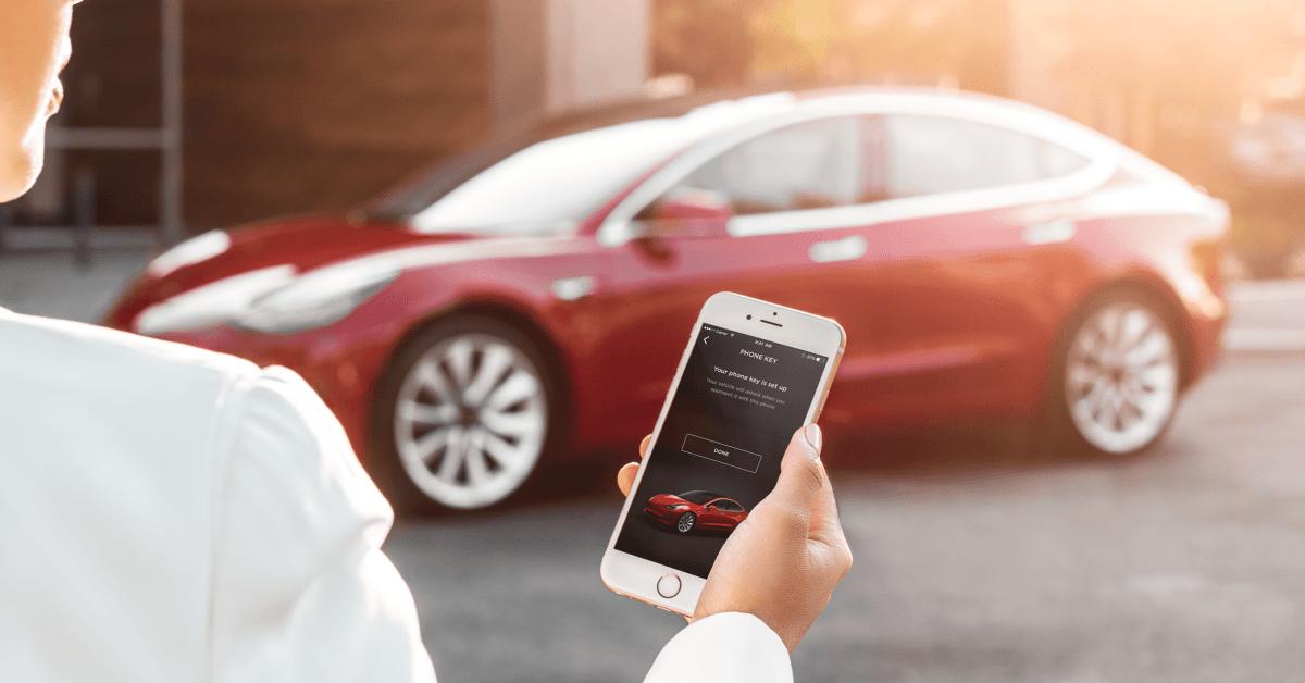 Tesla Vehicle Connection Error 2021