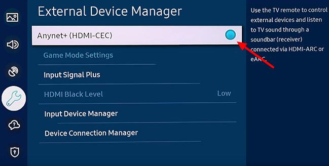 Samsung Smart TV HDMI ARC not Working 2021